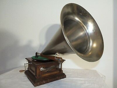 RAR - Gramophone - His Master Voice Schwenkstab Modell Monarch No. 7 um 1903