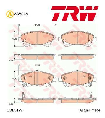 Brake Pad Set,disc brake for TOYOTA AVENSIS Saloon,T27,1AD-FTV,1ZR-FAE,2ZR-FAE