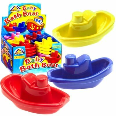 Wholesale Baby Bath Boats 36 - 144 Toddler Fete Fair Tombola Prize