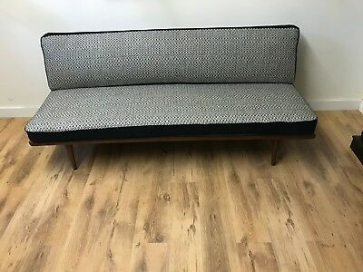 Minerva Sofa By Peter Hvidt Danish C1950S France & Daverkosen Teak