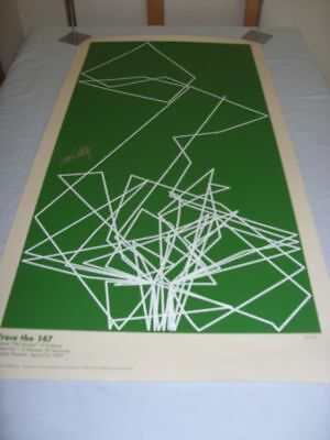"Snooker Poster ""trace The 147"" Mit Autogramm Ronnie O´sullivan Unikat Auch Ohne"