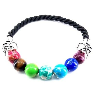 Pet Memorial Bracelet Rainbow Bridge Pet Bereavement Paw Charm Bracelet