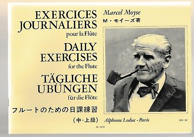 Exercices Journaliers -- Marcel Moyse