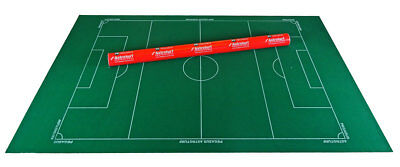 Pegasus Rubber Backed Full Size Astropitch, Astroturf. Subbuteo.