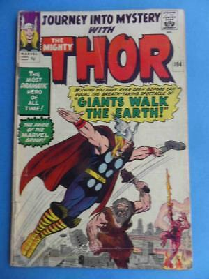 Journey Into Mystery 104 1964 Thor!