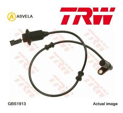 Sensor Wheel Speed For Mercedes Benz S Class W220 M 112 944 M 113 941 Trw