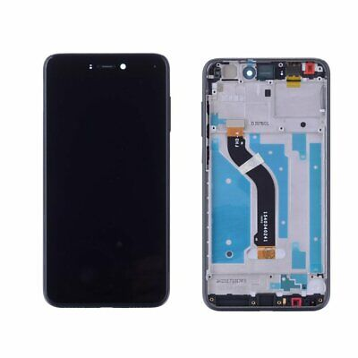 For Huawei Black Frame LCD Touch Screen Digitizer Assembly P8 Lite 2017 PRA-LX1