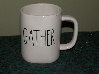 RAE DUNN - GATHER Mug