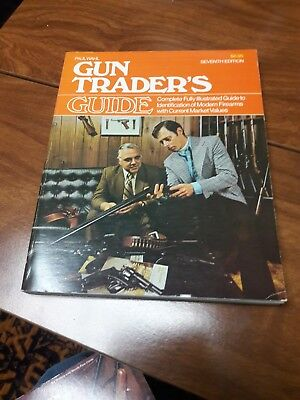 Gun Traders Guide Seventh Edition Copyright 1975 Issue