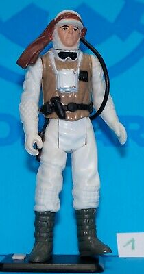 Star Wars Kenner Vintage Luke Hoth HK