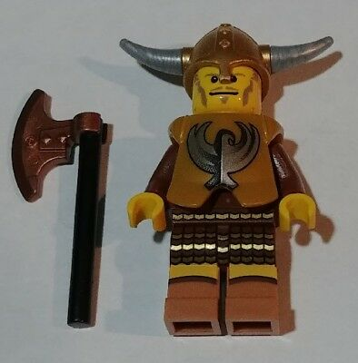 Lego Castle Viking Warrior Minifigure 2 400 Picclick