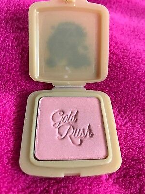 Benefit GOLD RUSH Warm Golden Nectar BLUSH Pink Gold Shimmer BLUSHER Mini 1.6g