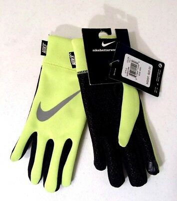 Nike Tech Gloves For TouchScreen Devices Volt Youth Boys Size 8/20 MSRP $25
