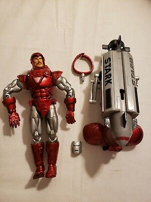 Marvel Legends Series VII 7 Silver Centurion Iron Man