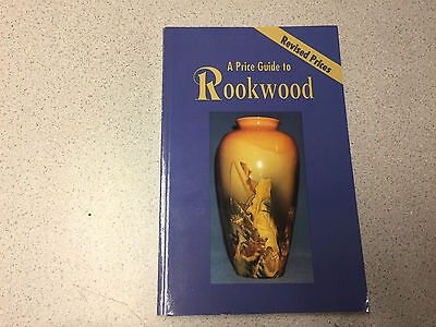 Vintage 1999 A Price Guide To Rookwood Pottery Book Revised