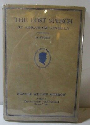 January Sale-Rare Lincoln Civil War Book, Limited Ed From Pub Show In 1925