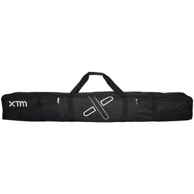 XTM Unisex Luggage Ski Bag 190Cm Black