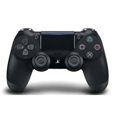 Official PlayStation 4 PS4 Dualshock 4 Wireless Controller ( Jet Black ) NEW
