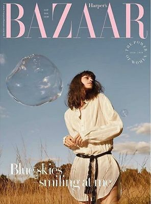 HARPER'S BAZAAR UK - May 2018 Limited Subscribers Edition (BN/SEALED)