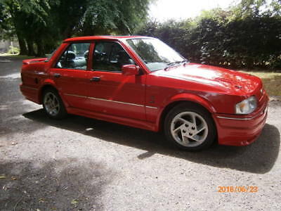 1989 ford orion 1.6i Ghia