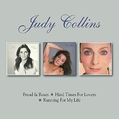 Collins,judy-Bread & Roses / Hard Times For Lovers / Running (Uk Import) Cd New