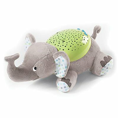 Summer Infant 06430 SwaddleMe Slumber Buddies Soother, Grey Elephant