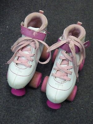 SFR Vision Girl's Roller Boots Size 1