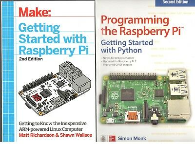 getting started with raspberry pi richardson matt wallace shawn
