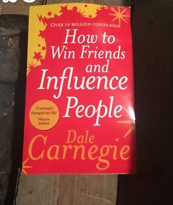 How to Win Friends and Influence People by Dale Carnegie (Paperback, 2006)