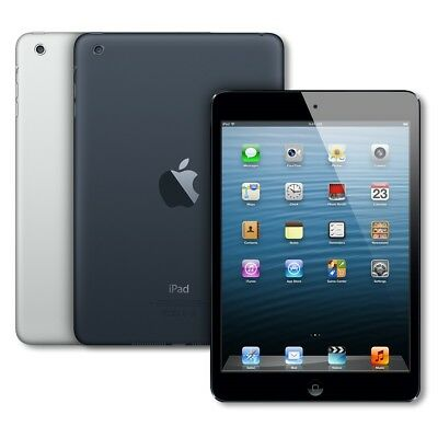 Apple iPad Mini -16/32/64GB - WiFi 4G 7.9in  Grey Black Silver - Various Grades