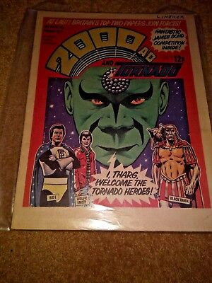 2000AD and Tornado Comic 25 Aug 79 prog 127