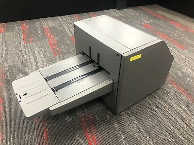 Ricoh Book Saddle Stitcher Trimmer Finisher Cutter TR5040 Richo Booklet making