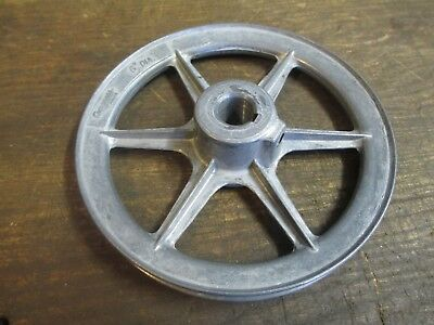 """Congress 6"""" Diameter Pulley 1/2"""" Wide - 5/8"""" Bore /    ST 860"""