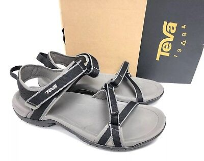 022f370967e2 TEVA Verra UNIVERSAL STRAPPY SANDALS WOMENS 1006263 Black Sport shoes