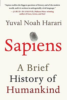Sapiens : A Brief History of Humankind by Yuval Noah Harari [PDF] e Book