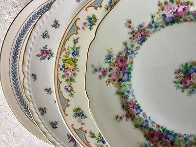 Vintage Royal Warwick China Sunflower Pattern Made In England Gold
