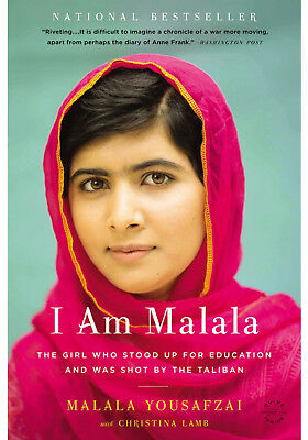 I Am Malala :The Girl Who Stood up for Education and Was Shot by the Taliban PDF