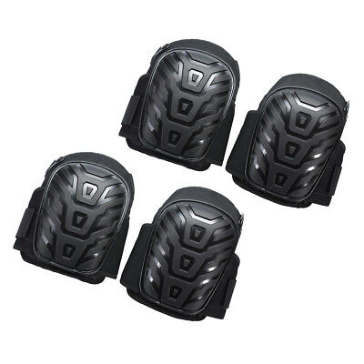 4x Knee Pads Construction Professional Work Safety Comfort Gel Leg Protector