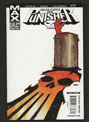 Punisher Max #73  VF/NM  Marvel (2004 7th Series)    *Free Shipping*