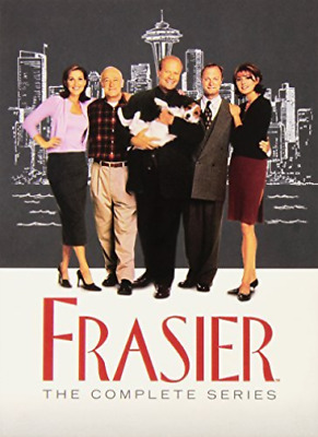 Frasier: The Complete Serie...-Frasier: The Complete Series (44Pc) / (F Dvd Neuf