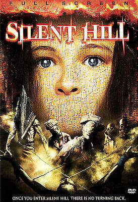 Silent Hill (DVD), dvd movie only, no case, FREE SHIPPING!!!!