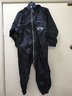 ad96f536ce3 Wetplay Playsuit All-In-One Waterproof Puddle Rain Suit Boys Girls 2-3