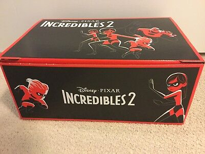 The Incredibles 2, (Blu-ray) DMC Exclusive, NEW, Limited Release / OOP