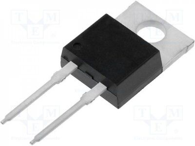 1 pcs Diode: redressement Schottky; THT; 650V; 16A; 150W; TO220-2