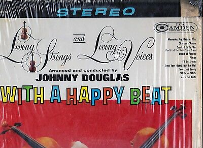 JOHNNY DOUGLAS - Living Voices With A Happy Beat 1964