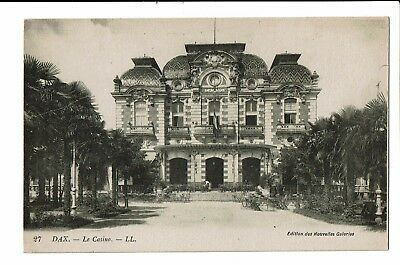 CPA-Carte postale---France - Dax - Son Casino-S4549