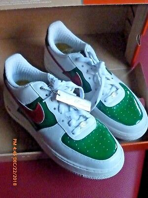 huge selection of 32b01 68fab NIKE AIR FORCE 1 Premium Mexico 2006 Worl Cup - men size 9.5 - Mint ...