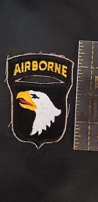 US ARMY 101st AIRBORNE PATCH  SALE $3.75 VOLUME DISCOUNTS SEE OUR STORE DEALS !!