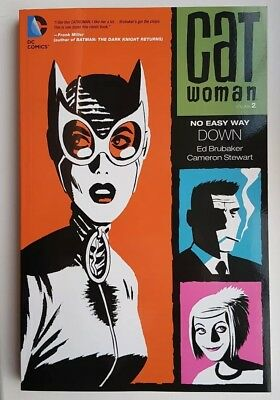 CATWOMAN Vol 2: NO EASY WAY DOWN DC Comics TPB graphic novel. Batman Ed Brubaker