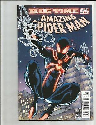 Amazing Spider-Man 650  (2011)  1ST APPEARANCE STEALTH SUIT! GEM  HIGH GRADE!!